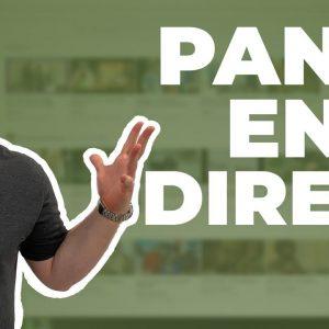 Pan en direct!  PREMIER Live Stream en Français!