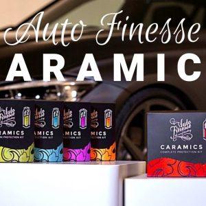 Protections Céramiques pour Débutants: Auto Finesse Caramics!!
