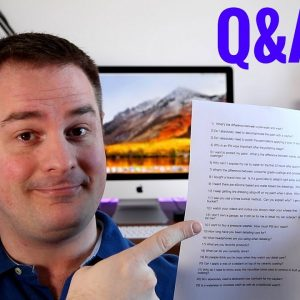 Q&A #2: Answering your car detailing questions + channel update !!
