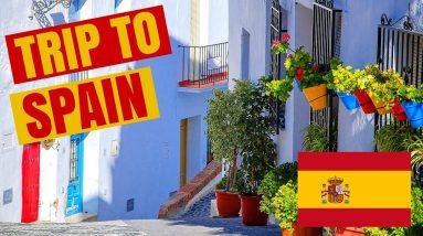 TRAVEL GUIDE TO SPAIN |  Malaga, Granada, Ronda, Cordoba, Seville, Torremolinos !!!