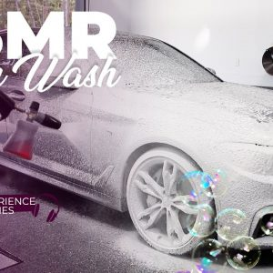 Satisfying Foam Wash : Exterior Auto Detailing of my Car!