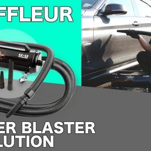 Souffleur Pour Voiture Air Force Master Blaster Revolution !!
