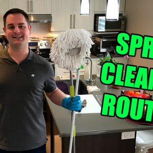 Spring Cleaning Routine - Deep Clean Your Home!