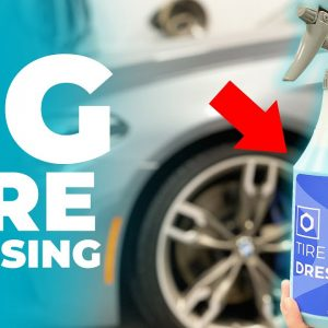 Obsessed Garage TIRE DRESSING : Better than CarPro PERL or Chemical Guys VRP?