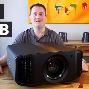 The new JVC DLA-NX7 4K HOME THEATER PROJECTOR REVIEW !! (JVC RS2000)
