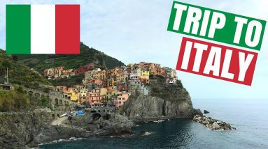 TRAVEL GUIDE TO ITALY | Venice, Cinque Terre, Rome, Pisa, Tuscany, Florence, Siena and more!!!