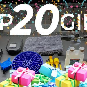 TOP 20 GIFT IDEAS FOR CAR DETAILING ENTHUSIASTS !