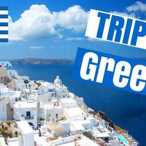 TRAVEL GUIDE TO GREECE | SANTORINI, CRETE, MILOS & ATHENS