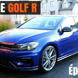 VW GOLF R 2018 : ENTRETIEN ESTHÉTIQUE COMPLET (Épisode 1)