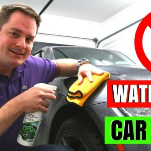 Waterless Car Wash Tutorial !!