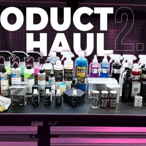 MASSIVE PRODUCT HAUL 2.0 !!