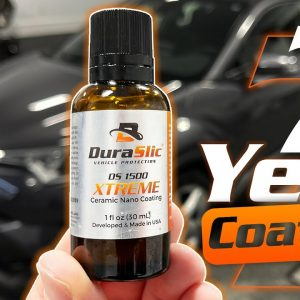 A ceramic coating with a twist! DuraSlic DS 1500 Xtreme review!