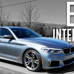 BMW M550i : EXIT INTERVIEW