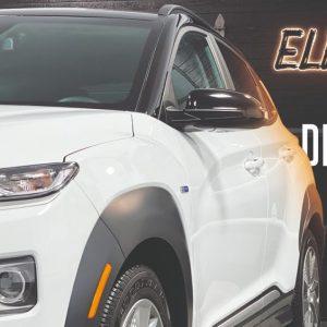 Electric Car Detailing : Wash, Polish & Ceramic Coating!