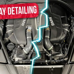 How To Detail Your Engine Bay!