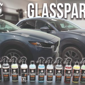 NEW GlassParency Detailing Products! REVIEW + DEMO