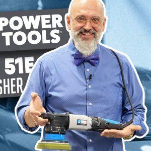 New Lake Country Power Tools UDOS 51E polisher!