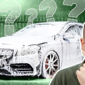 What is the best way to wash your car??