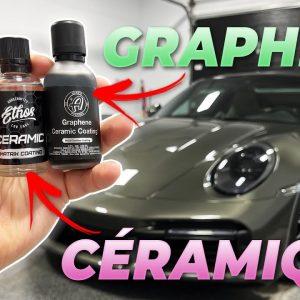 Comment appliquer une protection céramique ou une protection graphène sur une voiture!
