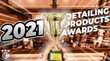 2021 Car Detailing Products Awards !!