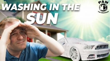 Detailing in Direct Sunlight : products, equipment, tips & tricks!