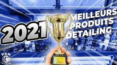 Remise de Prix pour les Meilleurs Produits d'Esthétique de Voitures 2021 !!!