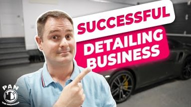 How To Start A Car Detailing Business And Become Successful!