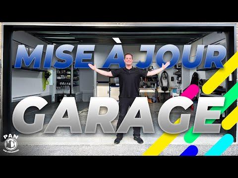 Visite de mon garage 4.0 : Mises à jour incroyables!