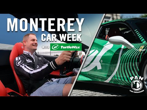 Supercars, hypercars, tons of fun! My Monterey Car Week Experience!